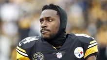 'It doesn't look like he's missed time' - Steelers teammates say Antonio Brown is ready
