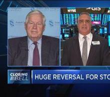 Closing Bell Exchange: Huge reversal for stocks
