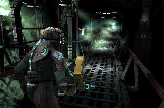 Dead Space lands on BlackBerry PlayBook and Android ... well, Xperia Play