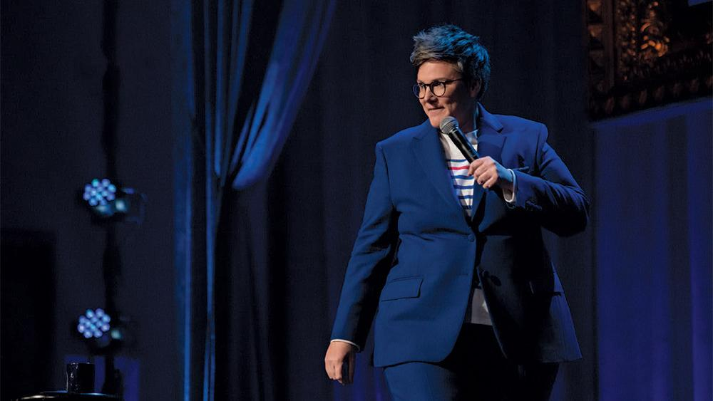Australian Comedian Hannah Gadsby Slams Ted Sarandos After Being Referenced in Dave Chappelle Memo