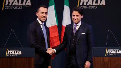 Giuseppe Conte soll neuer Ministerpräsident in Italien werden