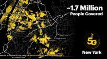 Sprint Lights Up True Mobile 5G in New York City