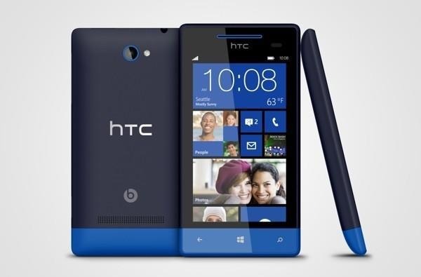 HTC announces Windows Phone 8S: a mid-range Microsoft handset for the fashion conscious