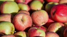 Studie: Über 100 Millionen Bakterien pro Apfel