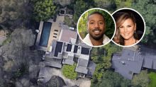 Michael B. Jordan Pays $5.8 Million for Daisy Fuentes's Hollywood Hills House