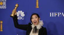 Globo de Ouro: Primeira mulher asiática a ganhar e temos muito o que comemorar