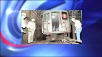 Subway service resumes after derailment in Harlem