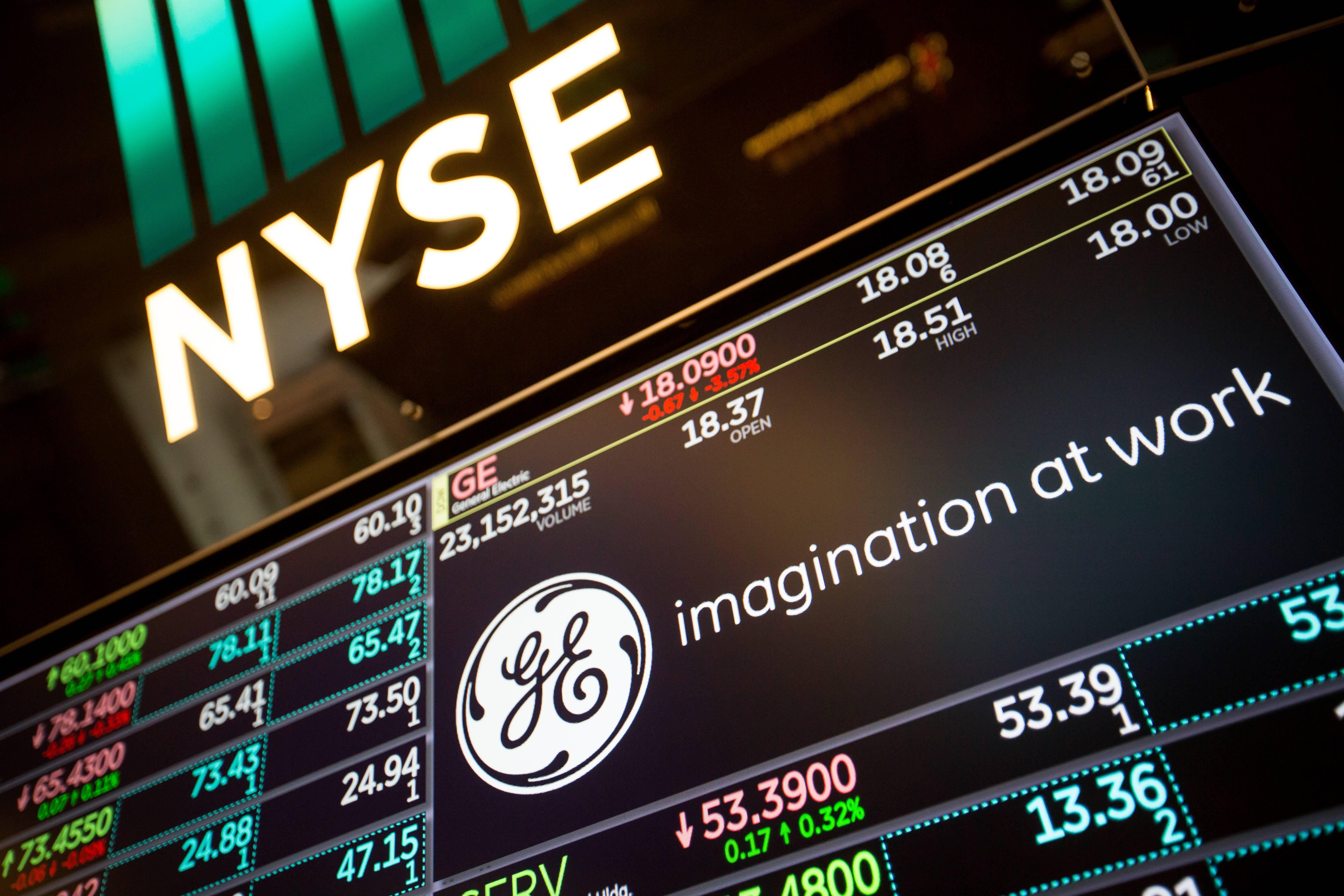 With GE Booted, These 30 Companies Will Soon Form the Dow Jones Industrial Average