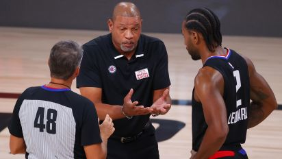 Clippers parting ways with head coach Doc Rivers