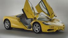 Immaculate McLaren F1 goes up for sale - with just 149 miles on the clock