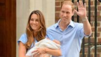 The World Gets Its First Look at the Royal Baby!