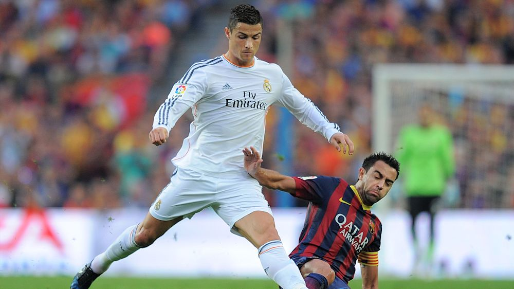 Xavi: Why Cristiano Ronaldo would form part of my perfect footballer