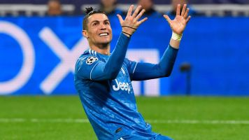 Juventus turns in ugly Champions League loss