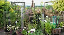 How to recreate Glastonbury's eco-friendly secret garden