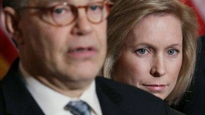2020 Vision: Gillibrand has an Al Franken problem