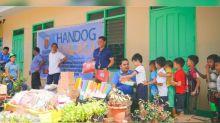 Rafi helps Mindanao quake survivors