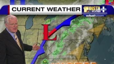T-Storms Likely To Start Holiday Weekend