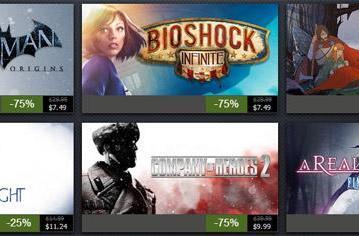 Steam Summer Sale, day 7: Batman, BioShock Infinite, Counter-Strike