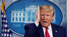 Trump critica duramente a la OMS por sus recomendaciones sobre el coronavirus