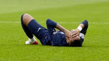 Neymar se lesiona más que Dembélé pero te lo cuentan menos