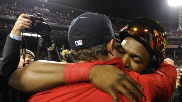 MVP Ortiz: Winning This World Series Is Special