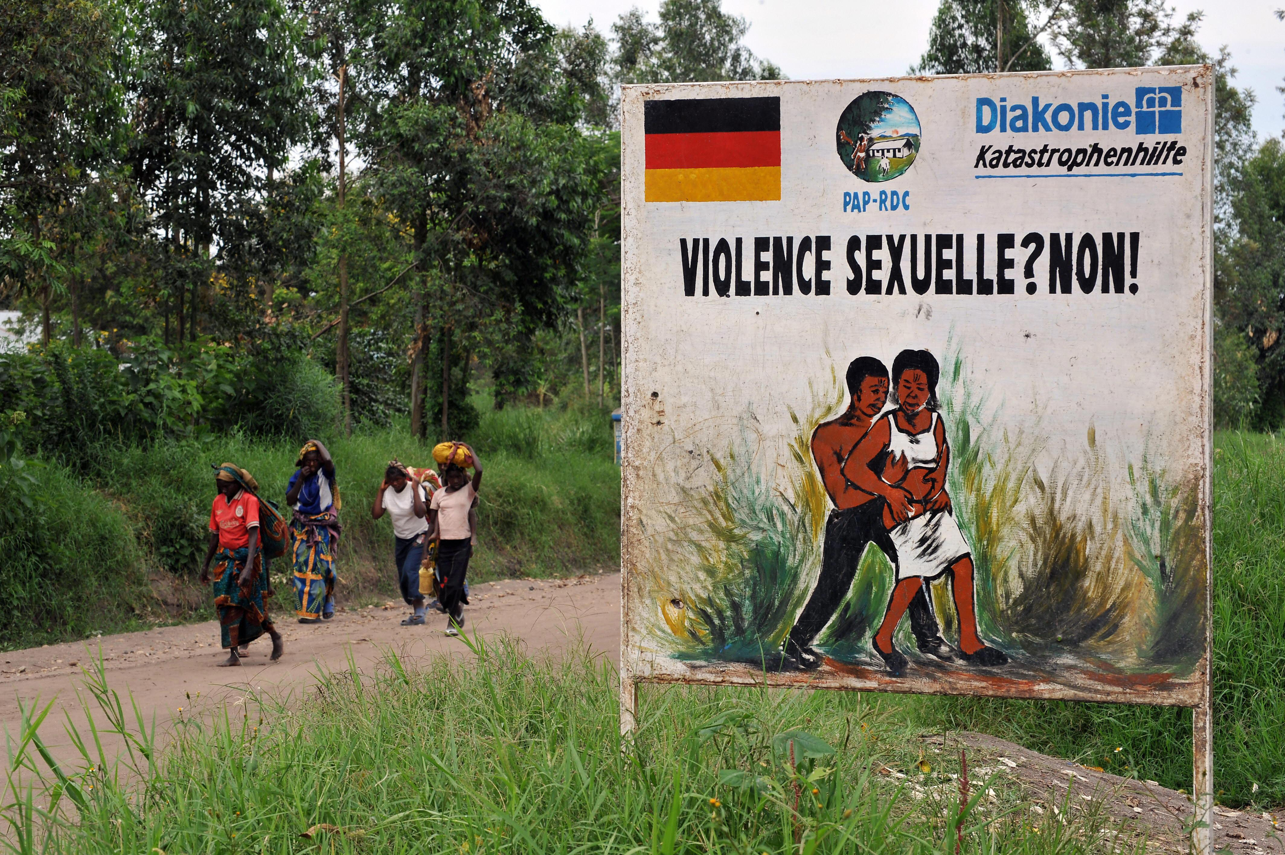 11 Congolese Fighters Have Been Jailed for Life For Raping Dozens of Children