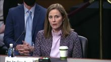 U.S. Supreme Court nominee Amy Coney Barrett questioned about replacing Ruth Bader Ginsburg