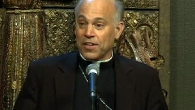 San Francisco archbishop-elect's DUI arrest