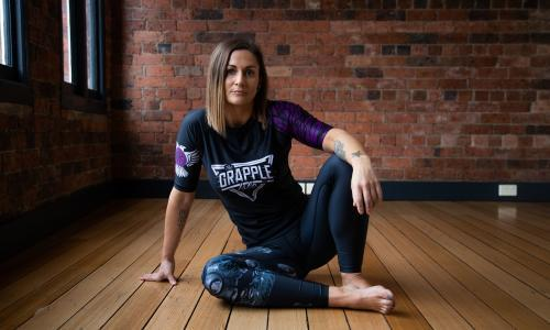 'You feel like you're getting your power back': how martial arts helps recovery from trauma