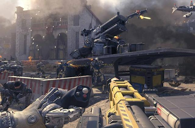 'Call of Duty: Black Ops 3' multiplayer beta starts August 19th