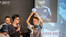 日本好手立川奪《快打旋風V》Zowie 世界盃冠軍,台灣「淡水人」止步八強