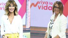Emma García confiesa que creía que Terelu Campos sería su sustituta en 'Viva la vida' y no Toñi Moreno