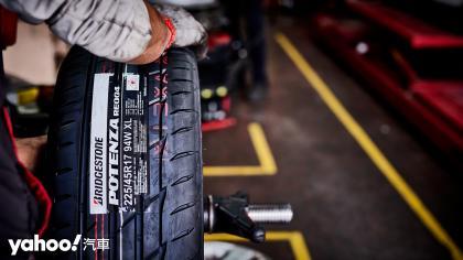 【開箱圖輯】舒適操控CP值滿點的Casual Sport用胎!Bridgestone POTENZA Adrenalin RE004開箱!