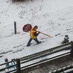 At Least 1 Dead Following Winter Storm In Southeast