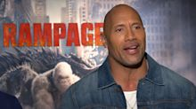 Dwayne Johnson vows that DC's 'Black Adam' is coming soon