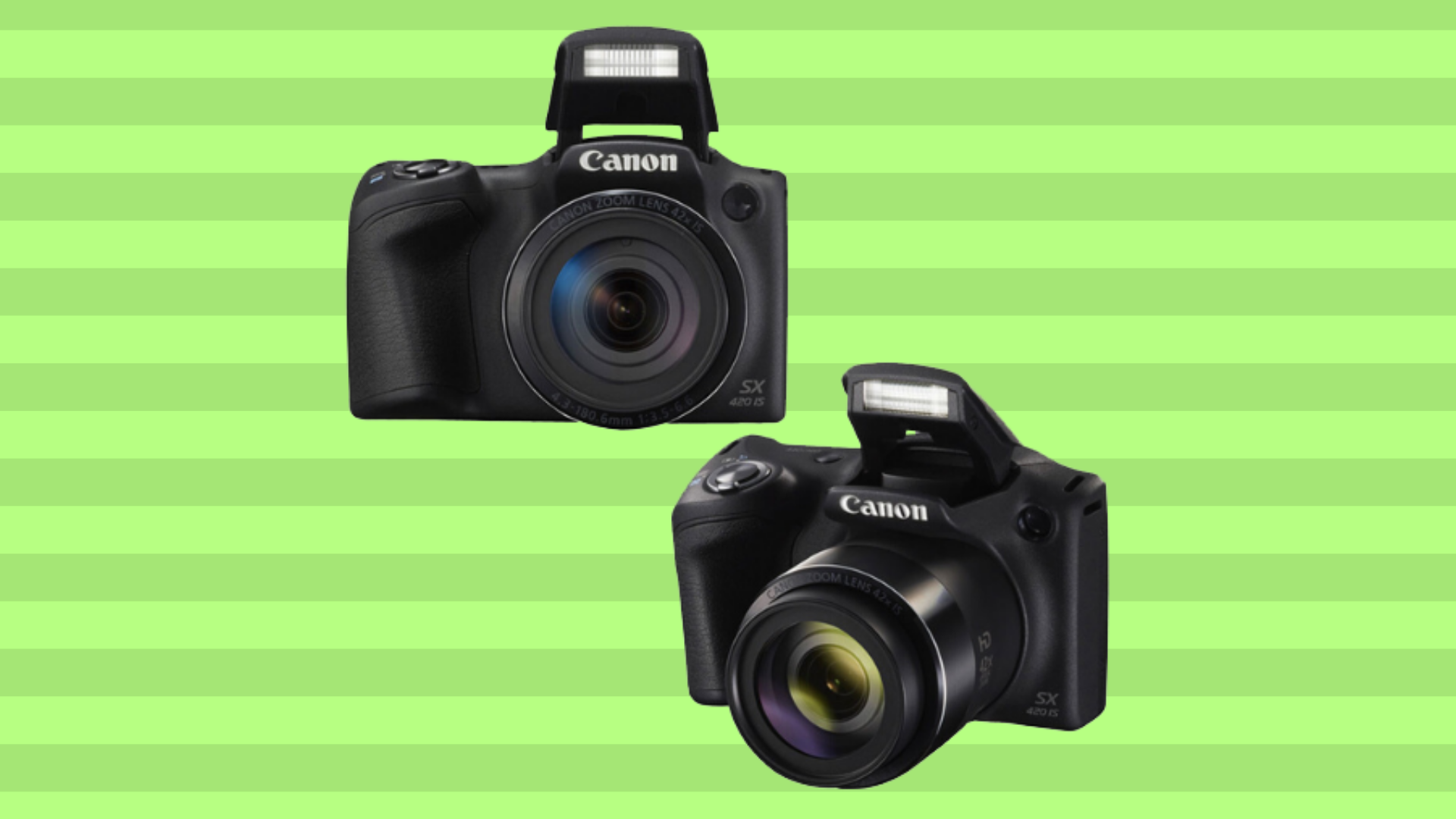 This breathtaking Canon point-and-shoot digital camera is a steal at nearly 50 percent off