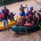 Survivor describes horrifying moments of deadly rafting accident