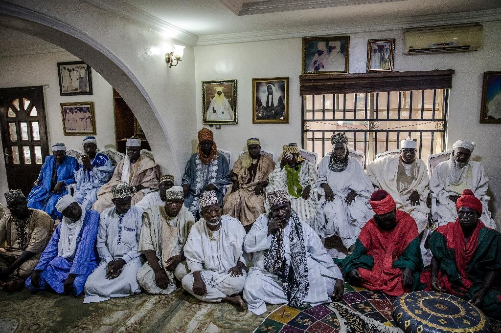 In the heart of the metropolis, a king of Nigeria's herder