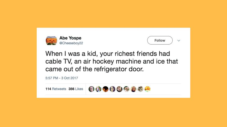 35 Too-Real Tweets About Being A Kid Now vs. Back In The Day