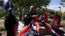 Neo-Nazi leader arrested in Arizona for aggravated assault