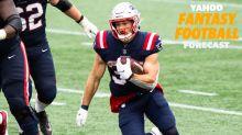 Fantasy Football Forecast: Week 3 recap – Nick Foles steps in, Burkhead steps up, Houston steps back