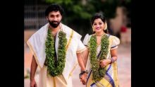 Anchor Meera Anil Enters Wedlock With Vishnu In A Private Ceremony!