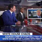Eddie Glaude: President Trump is 'caught up in his feelings'