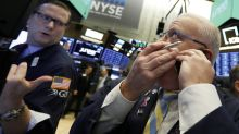 Tech companies, banks lead stocks higher; oil price plunges