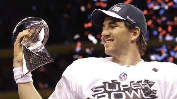 Eli Manning belongs on the Giants' Mount Rushmore