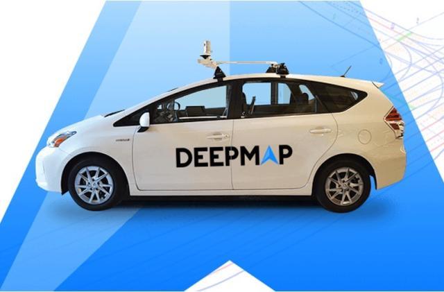 NVIDIA to buy autonomous vehicle mapping company DeepMap
