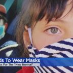 Getting Young Colorado Students To Wear Masks In Class For Long Stretches Could Be A Challenge