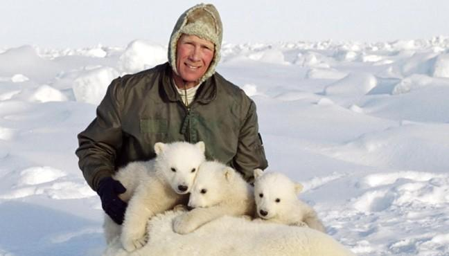 Polar Passion: Dr. Steve Amstrup Dedicates Life to Saving the Polar Bear