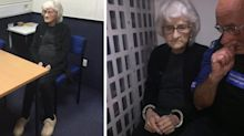 Surprising reason why police arrested 93-year-old grandmother
