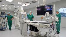 Virchow Klinikum: Dieser Herz-OP-Saal ist der Stolz der Charité